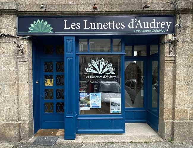 Notre boutique au coeur de Moncontour ouverte depuis le 1 juin 0